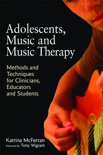 Adolescents, Music and Music Therapy Cover Image
