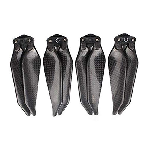 Detectoy 2 Pairs 8331 Full Carbon Fiber Propellers Foldable Propellers Low Noise Blade Props Drone Accessories For DJI MAVIC preisvergleich