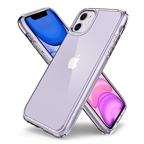 Spigen Cover iPhone 11 Ultra Hybrid Progettato per iPhone 11 Cover Custodia - Crystal Clear