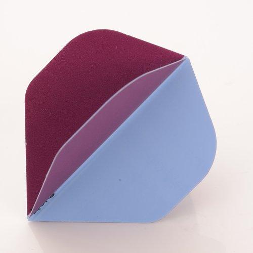 5-x-sets-of-claret-blue-stripes-team-colours-football-standard-shape