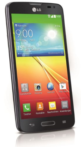 LG L90 Smartphone (4,7 Zoll (11,9 cm) Touch-Display, 8 GB Speicher, Android 4.4) schwarz
