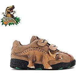 Dinosoles 3D Dinosaurus Triceratops Shoe (Children/Todder/Little Kid)