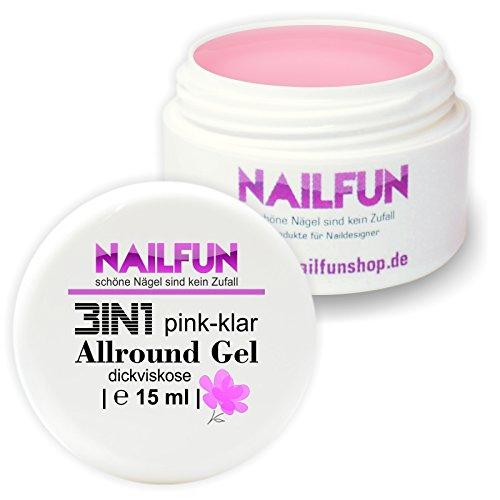 nailfun-3in1-allround-1-phasen-gel-pink-klar-15ml-dickviskose-saurearm-und-selbstglattend-mit-haftve