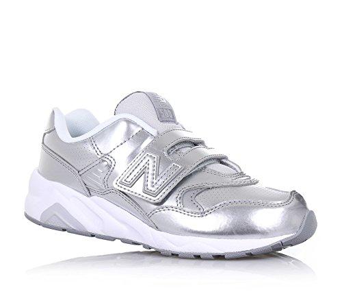 New Balance , Damen Sneaker * Silber / Schwarz