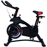 Endless EL-7141 Steel Spinning Bike (Red/Black)