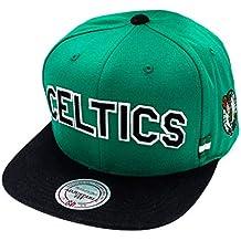 Mitchell   Ness Boston Celtics NBA Snapback - Gorra 8219469e999