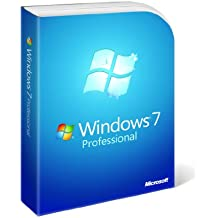 Windows 7 Professional 32/64 Bit Betriebssystem - 1 PC