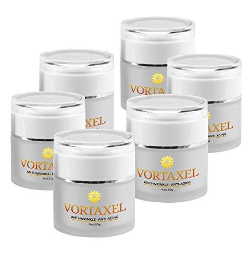 Vortaxel - Anti-Falten und Anti-Aging-Creme| Jetzt das 6-Dosen-Paket mit Rabatt kaufen