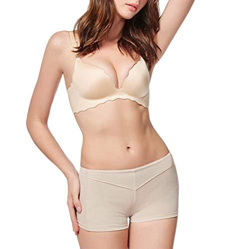 Shapewear Faja Reductora Braguita Moldeadora Nalgas Push Up Mujer Levanta Glúteos Reductora Braguita Pantalones Cortos S -3XL