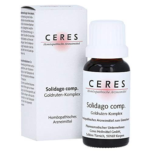 Ceres Solidago Comp.Tropfen