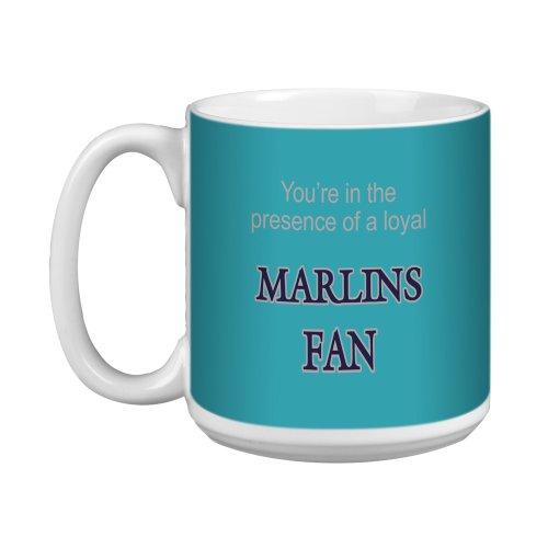 Tree-Free Greetings XM28087 Tasse, Motiv: Marlins Baseball-Fan, 570 ml