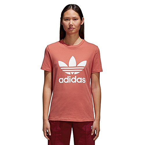 adidas Trefoil - T-Shirt - Femme Rose