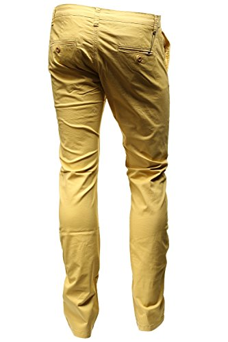 Original ado - Chino A1625 E16 26 Moutarde Jaune