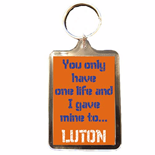 Mr Football Keyring Luton Town F.C Homme Bagages centrade.co.jp