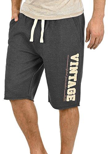 BLEND Grobmo 20703647ME Shorts, Größe:XL;Farbe:Charcoal (70818) - 3/4 Sweat