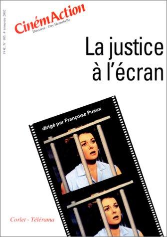 CinmAction N 105 4me trimestre 2002 : La justice  l'cran
