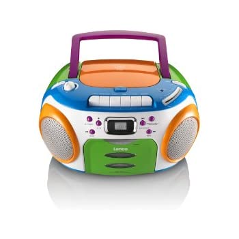 metronic 477108 gulli radio lecteur cd mp3 portable pour enfant avec port usb vert et. Black Bedroom Furniture Sets. Home Design Ideas