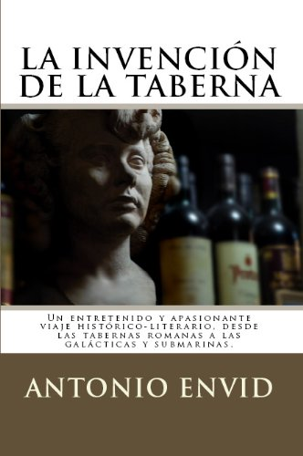 La invención de la Taberna (Spanish Edition) book cover
