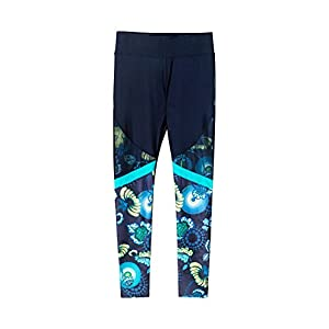 Desigual Legging Blocking Tropic