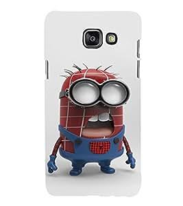 EPICCASE Superhero Minion Mobile Back Case Cover For Samsung Galaxy A3 (Designer Case)