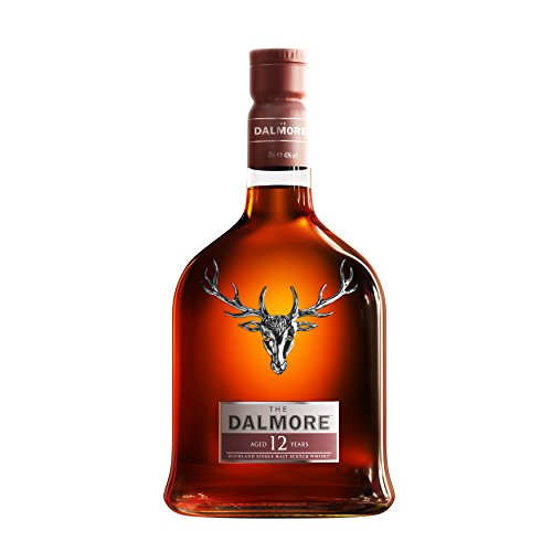 Dalmore 12Y Whisky de Malta Escocés - 700 ml