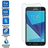 #10: SAMSUNG J7 PRO Full  Tempered Glass /Shatter-Proof Anti-Glare Anti-Fingerprints Tempered Glass Screen By cellcampus