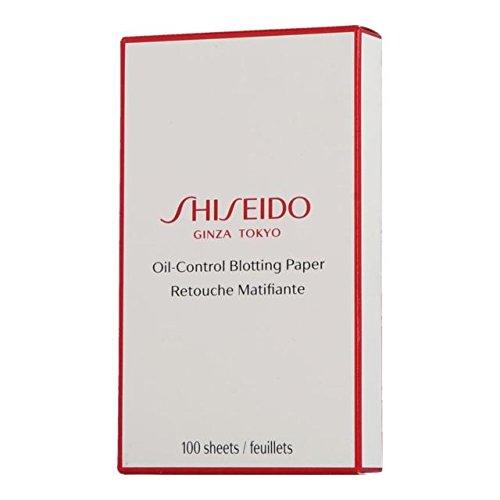 Shiseido Generic Skincare Oil Control Paper - Öl-absorbierende Papier-Tücher, 100 Stück