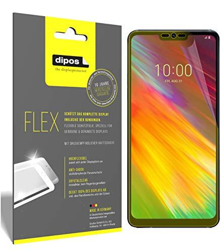 dipos I 3X Schutzfolie 100% passend für LG G7 One Folie (Vollständige Bildschirmabdeckung) Bildschirmschutzfolie