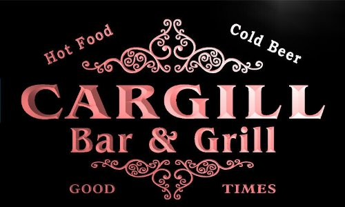 u07005-r-cargill-family-name-bar-grill-cold-beer-neon-light-sign-barlicht-neonlicht-lichtwerbung
