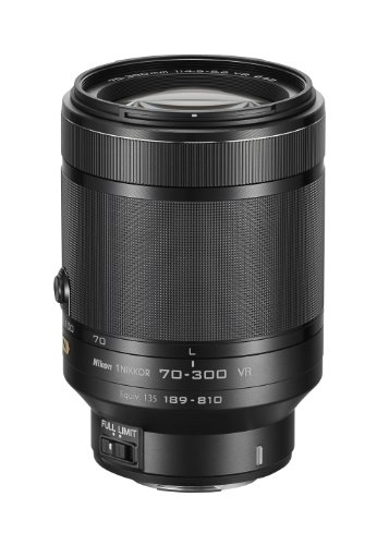 Deals For Nikon 1 NIKKOR VR 70-300mm f/4.5-5.6 Lens – Black Review