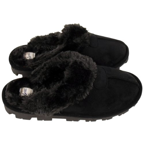 Jyoti, Pantofole donna Nero (nero)