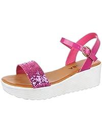 Amazon.it  sandali alla schiava - 708522031   Scarpe  Scarpe e borse 553a7619206