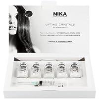 Fiale di trattamento professionale 5x20 ml effetto botox dona giovinezza  lucentezza e nutrimento ai capelli Nika 0944b571f7ef
