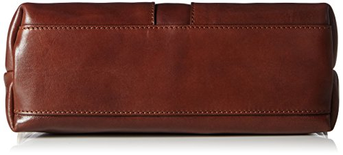 The Bridge  Mini Bureau Donna, Cabas pour femme Marron - Braun (Brown 14)