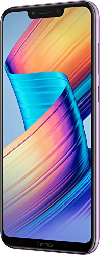 Honor Play Smartphone (16 cm (6,3 Zoll) rahmenloses FHD+ 19:9 Display, 64 GB interner Speicher und 4 GB RAM,Dual-Kamera & Dual-SIM, Android 8.1) Violett