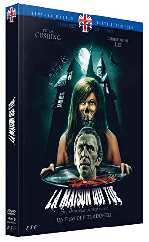 Image de La Maison qui tue [Édition Collector Blu-ray + DVD + Livret]