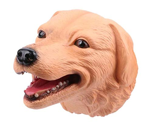 Magicwand Realistic Silicone Based Buddy Dog Hand Puppet with Exquisite Detail for Kids as Well & Adults