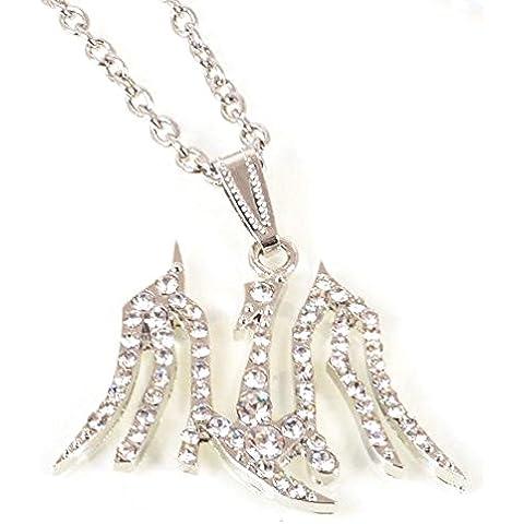 Andonger Titanium collana di diamante Exo (Kris)