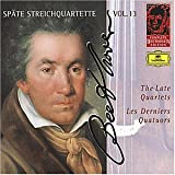Beethoven-Edition Vol.13/Spte Streichquartette