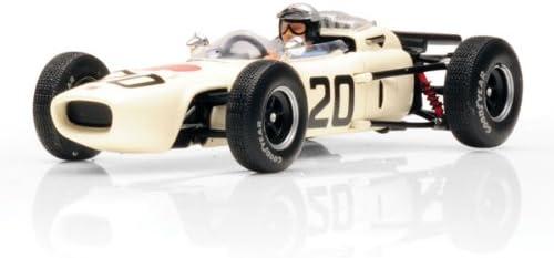 EBBRO 1/43 Honda RA272 1965 Monaco GP  20 Blanc  (resin model) (japan import) | Belle Et Charmante