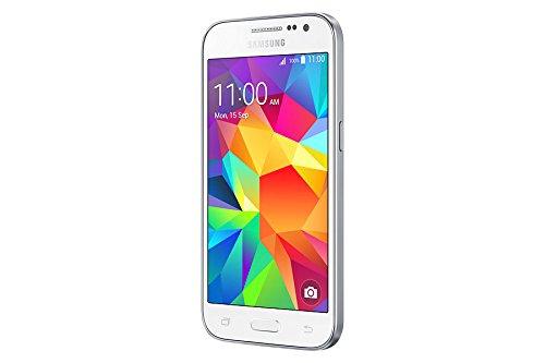 Samsung Galaxy Core Prime SM-G360F SIM   nica 4G 8GB Blanco - Smartphone  11 4 cm  4 5    8 GB  5 MP  Android  4 4  Blanco