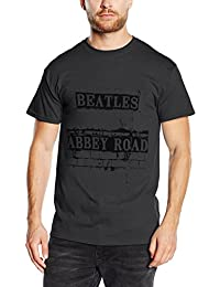 Desconocido Abbey Road Sign - Camiseta manga corta Hombre