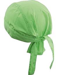 Bandana Cap vert lime