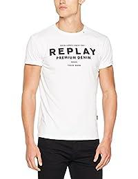 Replay Men's Logo Shirt T-Shirt