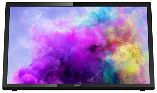fernseher 26 zoll Philips 24PFS5303/12 60 cm (24 Zoll) Full-HD Fernseher (Triple Tuner)