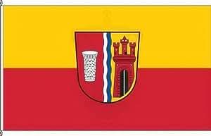 Königsbanner Hochformatflagge Kleinkahl - 150 x 500cm - Flagge und Fahne