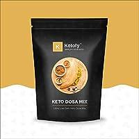 Ketofy - Keto Dosa Mix (1Kg) | for Keto Dosa and Keto Crepes
