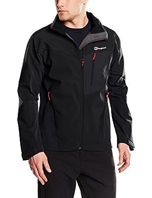 Berghaus Men's Ghlas softshell jacket from Berghaus
