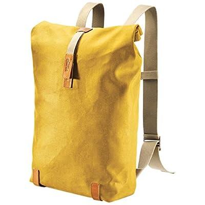 Brooks Pickwick BackPack Unisex England Adult, Yellow - bike-backpacks