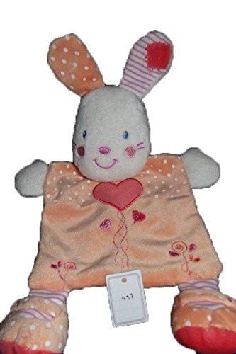 Kiabi–Doudou Nicotoy Kiabi conejo plana naranja...